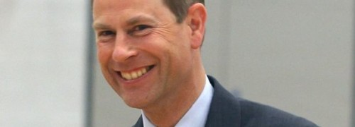 It's OK to pole dance for the Duke of Edinburgh's Award, says Prince Edward