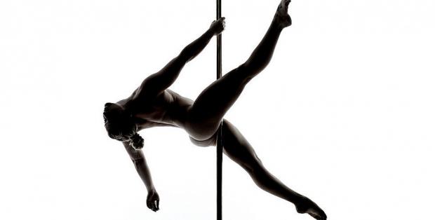 Pole Dancing at Manchester Metropolitan University