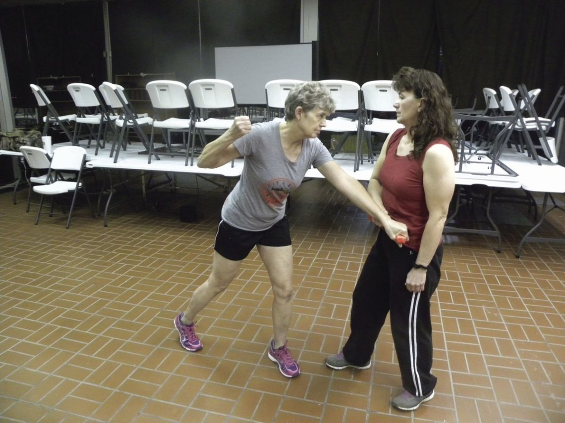 Adventures in Fitness: Krav Maga
