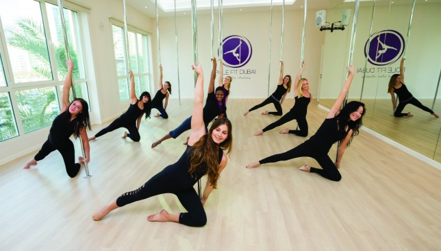 Sport360 takes on Pole Fit Dubai