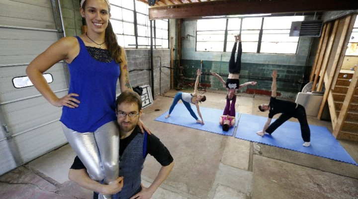 Buffalo circus arts studio to soon give enthusiasts a place to roost