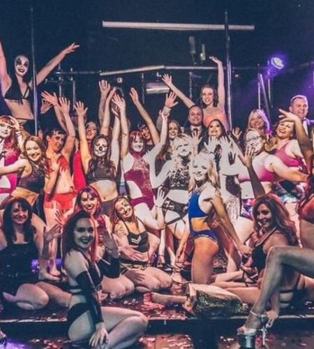 Chester pole dancers raise thousands for charity