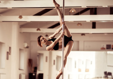 I Pole Danced My Way To Fitness And Confidence