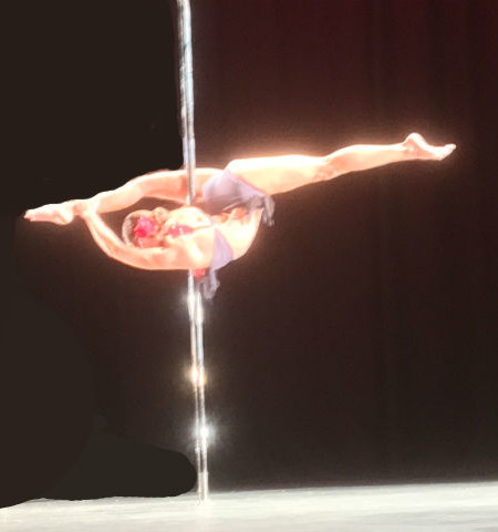 The Regional Pole Dancing Championships Were Quite Artistic