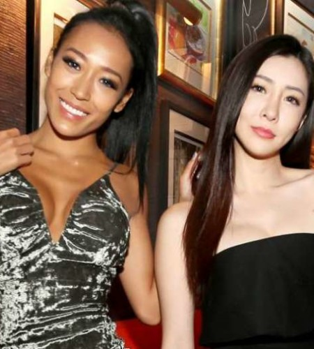 Pole-dancer Rebecca Chen and YouTuber Melody Low make film debuts in erotic thriller 'Siew Lup'