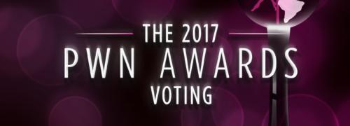 2017 PWN Awards: The Nominees