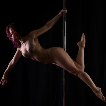Pole dancing takes artistic spotlight in 'Void' in Oakland