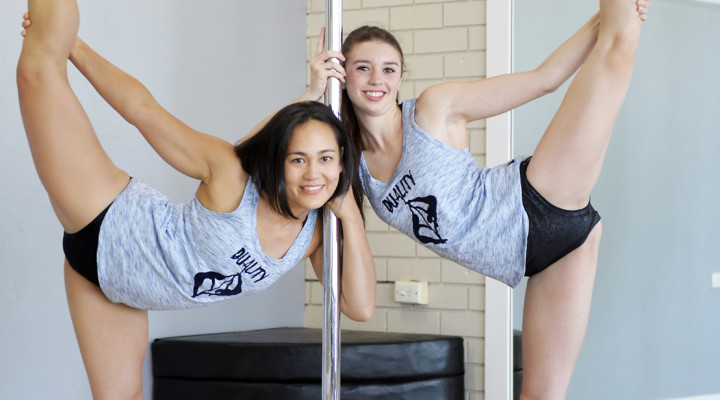 Sheppaton locals take 3rd place at national pole dancing competition
