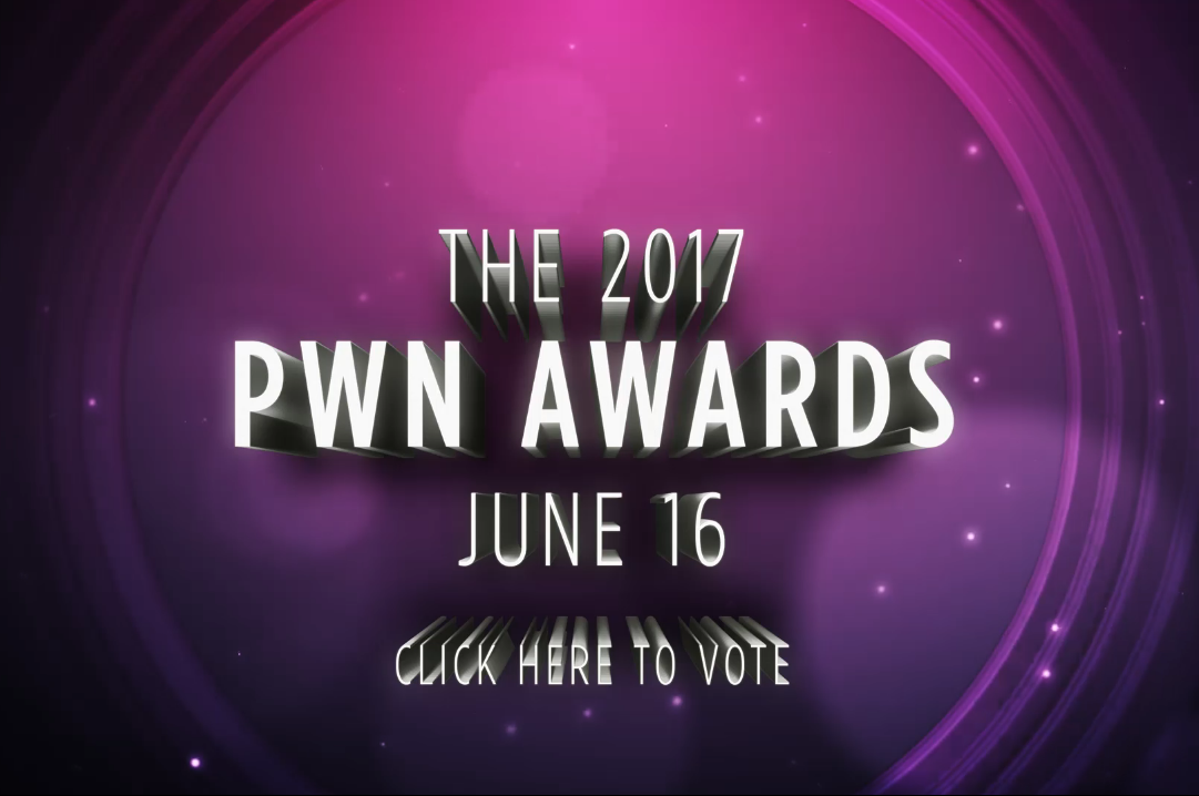 2017 PWN Awards: Don't forget to vote!