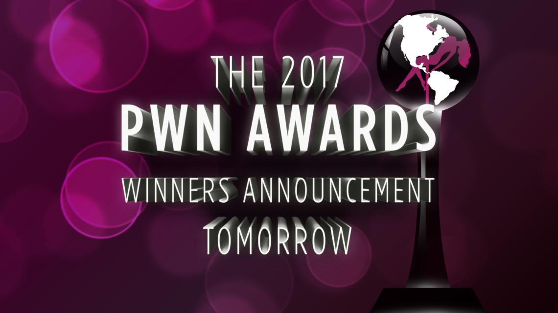 2017 PWN Awards: Winners Announcement Tomorrow
