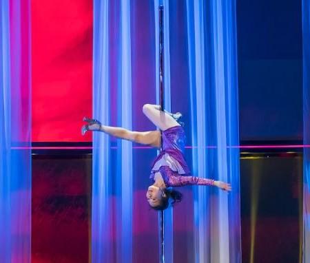 Watch 71-Year-Old Dai Dali Pole Dance!