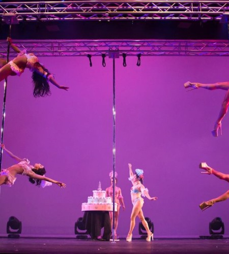 Pole Show LA hits House of Blues for special Pole Expo Performance