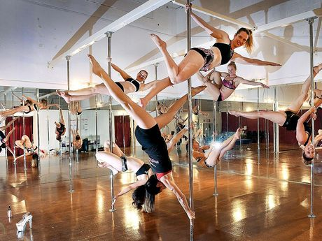 Major pole dancing competition in Hervey Bay this weekend