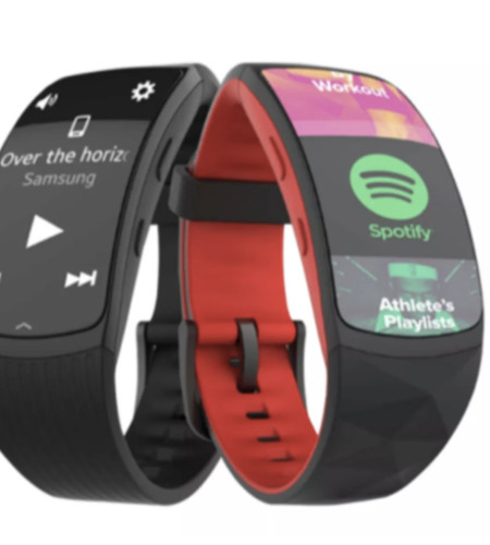 Samsung's new fitness smartband leak reveals offline Spotify support, 5 ATM water resistance