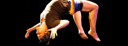 Singing From a Trapeze: Interview with Tangle Movement Arts' founder, Lauren Rile Smith