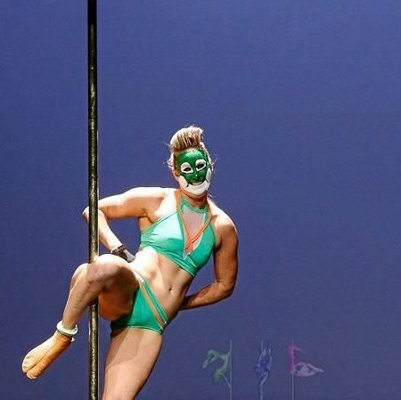 Tamara MacKenzie has been nominated as People's Choice in the up coming Australian Pole Championships.